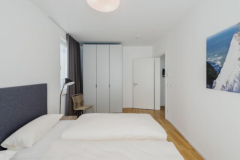 schlafzimmer-1-strandhaus-seeblick-binz Ferienwohnung 13