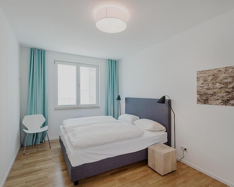 schlafzimmer1-strandhaus-seeblick-binz-wohnung11 Ferienwohnung 11