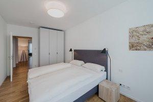 Schlafzimmer 2 Ferienwohnung 11