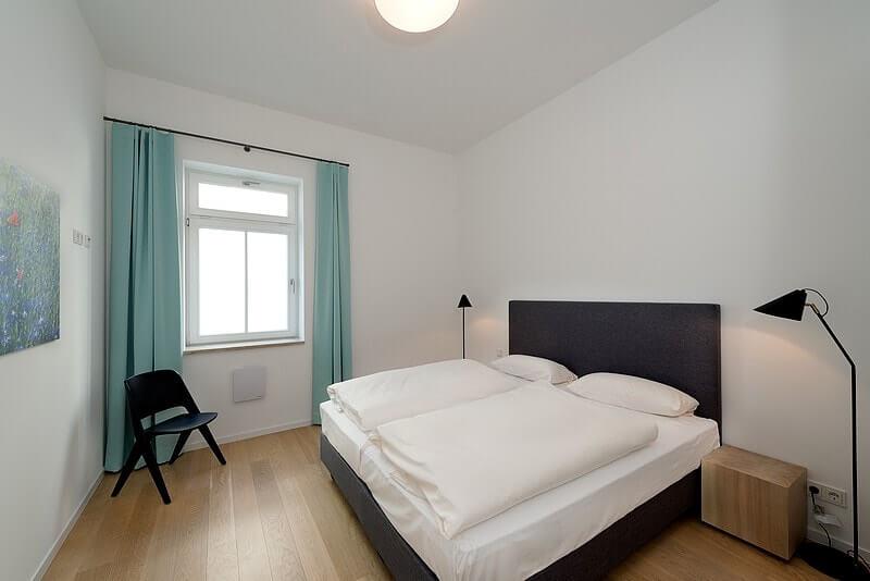 Schlafzimmer 1 Wohnung 03