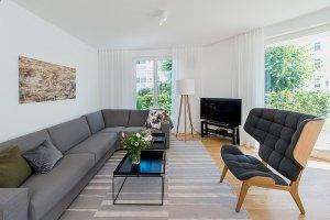 Wohnbereich Wohnung 13