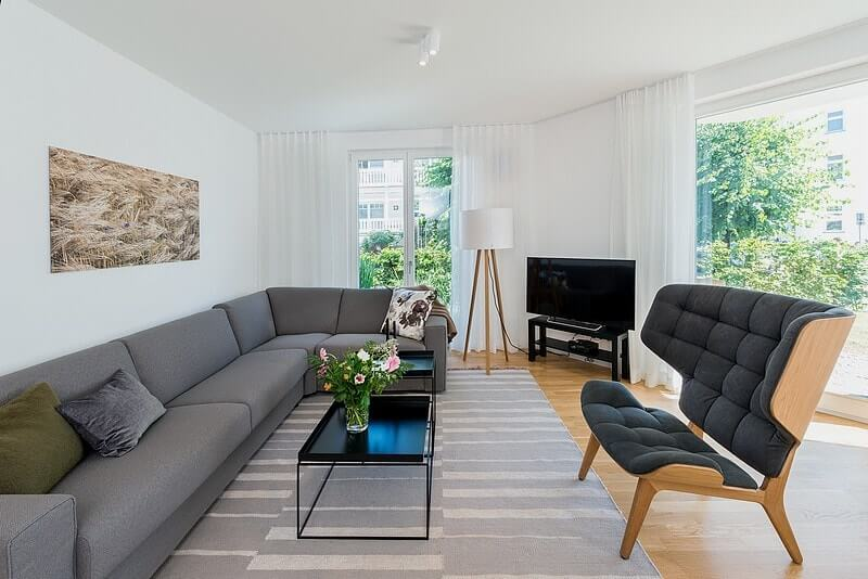 wohnbereich-strandhaus-seeblick-binz-wohnung-13 Ferienwohnung 13