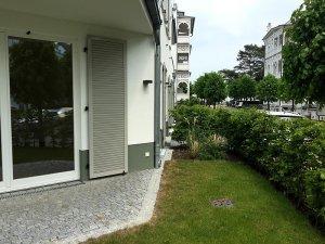 Garten und Terrasse Wohnung 13